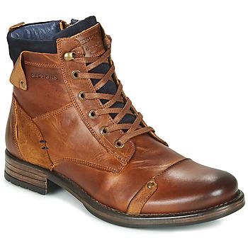 Παπούτσια Άνδρας Μπότες Redskins YANI Cognac