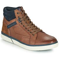 Παπούτσια Άνδρας Ψηλά Sneakers Redskins ZOUK Brown
