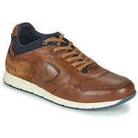 Παπούτσια Άνδρας Χαμηλά Sneakers Redskins SARIETTE Cognac