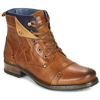 Παπούτσια Αγόρι Μπότες Redskins YEDES CADET Cognac