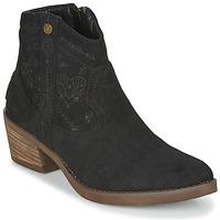 Παπούτσια Γυναίκα Μποτίνια Refresh 72472 Black