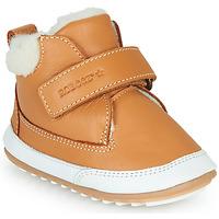 Παπούτσια Παιδί Μπότες Robeez MIKRO SHOW Cognac