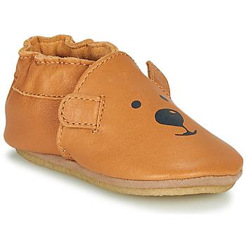 Παπούτσια Παιδί Παντόφλες Robeez SWEETY BEAR CRP Camel