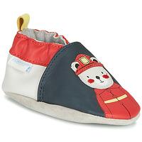 Παπούτσια Αγόρι Παντόφλες Robeez FIREMAN Marine / Red