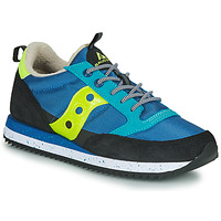 Παπούτσια Άνδρας Χαμηλά Sneakers Saucony JAZZ (PEAK) Μπλέ / Black / Yellow