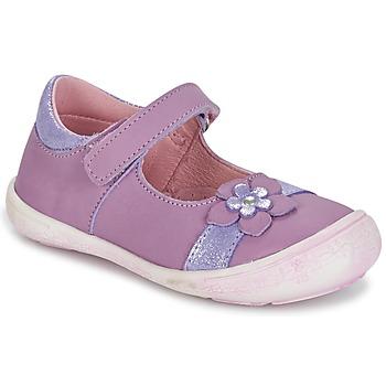 Παπούτσια Κορίτσι Μπαλαρίνες Citrouille et Compagnie RETUNE Violet