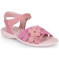 Παπούτσια Κορίτσι Σανδάλια / Πέδιλα Citrouille et Compagnie BELDAF FUCHSIA