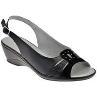Παπούτσια Γυναίκα Σανδάλια / Πέδιλα Confort  Black