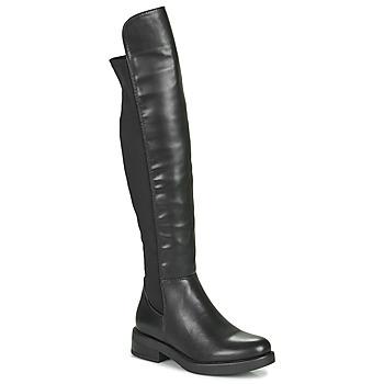 Παπούτσια Γυναίκα Μπότες για την πόλη Xti 44395 Black