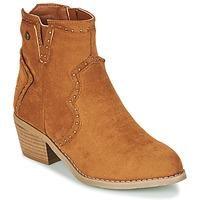 Παπούτσια Γυναίκα Μποτίνια Xti 44614 Camel