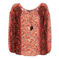 Υφασμάτινα Γυναίκα Μπλούζες Desigual ROSAL Red