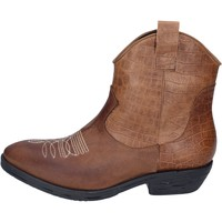 Παπούτσια Γυναίκα Μποτίνια Impicci Μπότες αστραγάλου BM181 καφέ
