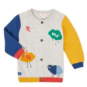 Υφασμάτινα Αγόρι Μπουφάν / Ζακέτες Catimini CR18020-20 Multicolour