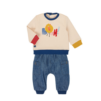 Υφασμάτινα Αγόρι Σετ Catimini CR36050-46 Multicolour