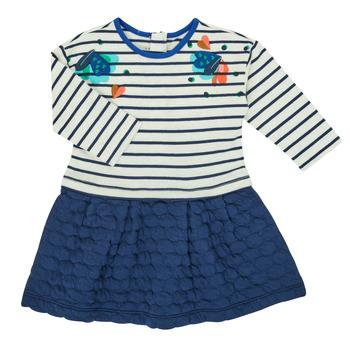 Υφασμάτινα Κορίτσι Κοντά Φορέματα Catimini CR30133-12 Multicolour