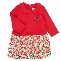 Υφασμάτινα Κορίτσι Κοντά Φορέματα Catimini CR30043-38 Multicolour