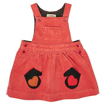 Υφασμάτινα Κορίτσι Κοντά Φορέματα Catimini CR31003-67 Red