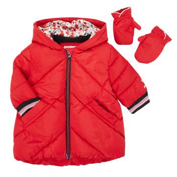 Υφασμάτινα Κορίτσι Μπουφάν Catimini CR42013-38 Red