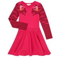 Υφασμάτινα Κορίτσι Κοντά Φορέματα Catimini CR30085-35 Ροζ