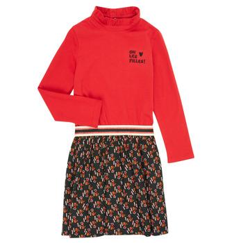 Υφασμάτινα Κορίτσι Κοντά Φορέματα Catimini CR30035-38-C Multicolour