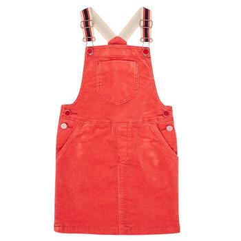 Υφασμάτινα Κορίτσι Κοντά Φορέματα Catimini CR31025-67-C Red