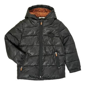 Υφασμάτινα Αγόρι Μπουφάν Catimini CR41034-02-C Black