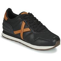 Παπούτσια Άνδρας Χαμηλά Sneakers Munich MASSANA Black