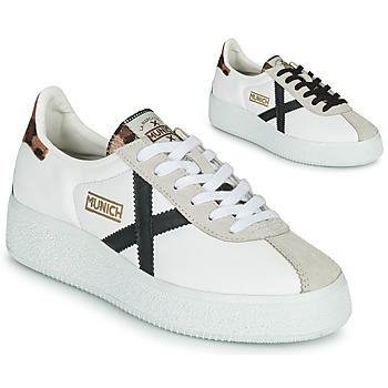 Παπούτσια Γυναίκα Χαμηλά Sneakers Munich BARRU SKY Άσπρο