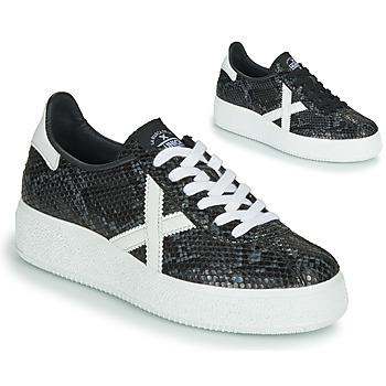 Παπούτσια Γυναίκα Χαμηλά Sneakers Munich BARRU SKY Black