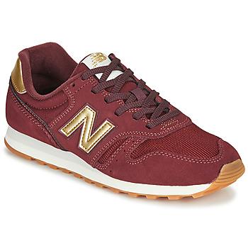 Παπούτσια Γυναίκα Χαμηλά Sneakers New Balance 373 Bordeaux