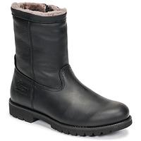 Παπούτσια Άνδρας Μπότες Panama Jack FEDRO Black