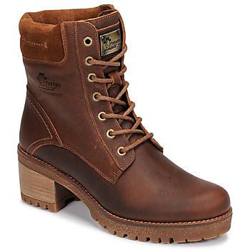 Παπούτσια Γυναίκα Μπότες Panama Jack PHOEBE Brown