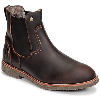 Παπούτσια Άνδρας Μπότες Panama Jack GARNOCK Brown