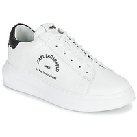 Παπούτσια Άνδρας Χαμηλά Sneakers Karl Lagerfeld KAPRI MAISON KARL LACE Άσπρο