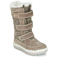 Παπούτσια Κορίτσι Snow boots Primigi FROZEN GTX Beige / Brown