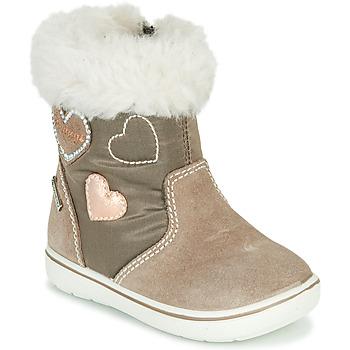 Παπούτσια Κορίτσι Μπότες Primigi SNORKY GTX Brown