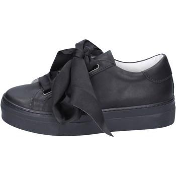 Παπούτσια Γυναίκα Sneakers Lemaré sneakers pelle Nero