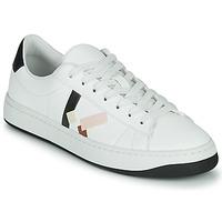 Παπούτσια Γυναίκα Χαμηλά Sneakers Kenzo K LOGO Άσπρο