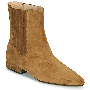 Παπούτσια Γυναίκα Μπότες Kenzo K LINE SOFT Camel