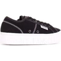 Παπούτσια Άνδρας Χαμηλά Sneakers Versace E0YVBSD4-71540 Nero