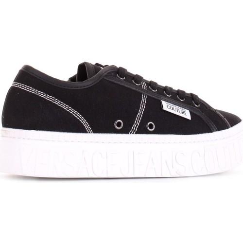 Παπούτσια Άνδρας Χαμηλά Sneakers Versace Jeans Couture E0YVBSD4-71540 Nero