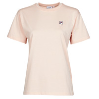 Υφασμάτινα Γυναίκα T-shirt με κοντά μανίκια Fila 682319 Ροζ