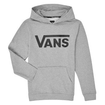 Υφασμάτινα Παιδί Φούτερ Vans VANS CLASSIC PO Grey