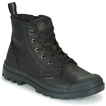 Παπούτσια Μπότες Palladium PAMPA ZIP LTH ESS Black