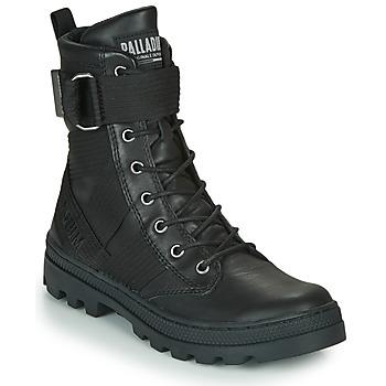 Παπούτσια Γυναίκα Μπότες Palladium PALLABOSSE TACT STL Black