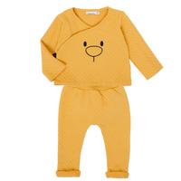 Υφασμάτινα Κορίτσι Σετ Noukie's Z050377 Yellow