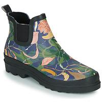 Παπούτσια Γυναίκα Μπότες βροχής Sanita FELICIA WELLY Μπλέ