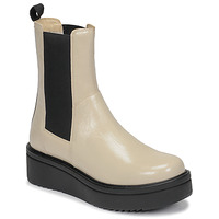 Παπούτσια Γυναίκα Μπότες Vagabond TARA Beige