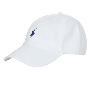 Αξεσουάρ Άνδρας Κασκέτα Polo Ralph Lauren HSC01A CHINO TWILL Άσπρο