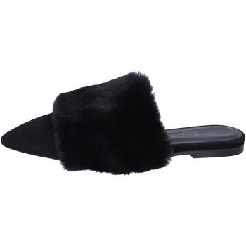 Παπούτσια Γυναίκα Σανδάλια / Πέδιλα Stephen Good Σανδάλια BM208 Μαύρος